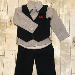 NWOT Toddler Boys 3 Piece Set
